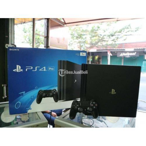 PS4 Pro 1tb Original Sony