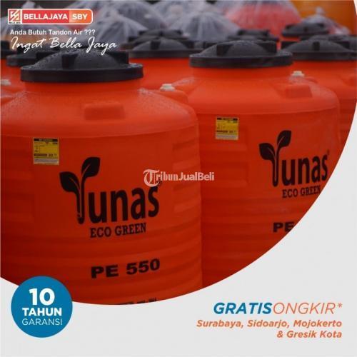 Tandon Air SBY Murah 300 Liter Sistem Lightblock - Surabaya
