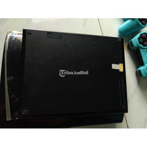 Konsol Game Sony PS3 Superslim Bekas Mulus Normal Lengkap Segel Void - Jogja