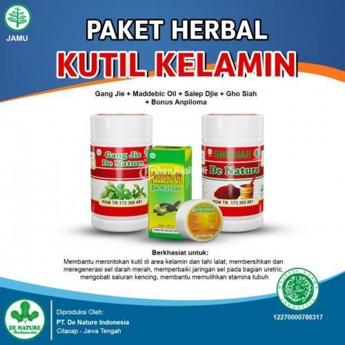 Obat Kutil Kelamin Produk Herbal Sertifikat Halal MUI - Jakarta