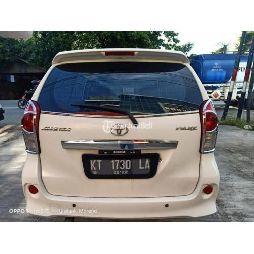 Mobil Toyota Avanza Veloz Manual 2012 Tangan 1 Bekas Full Orisinil - Samarinda