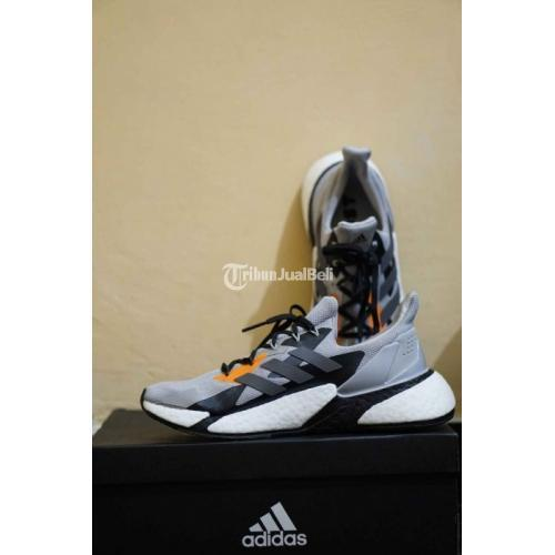 Sepatu Adidas Boost Original Size 42 Like New Mulus Nominus - Jogja