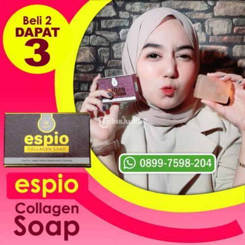 Sabun Espio Collagen Soap Sabun Muka Untuk Kulit Berjerawat Dan Kusam - Bekasi