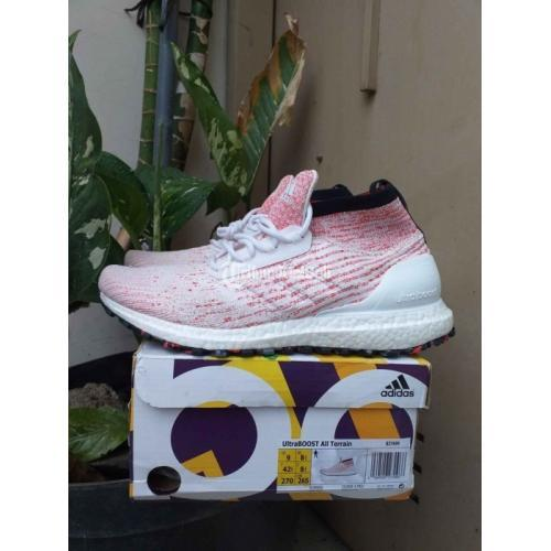 Sepatu Adidas Ultraboost All Terrain Size 42 2/3 Baru Original Lengkap Box - Bandung