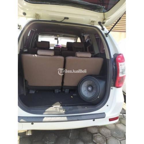 Toyota Avanza Tipe G 2017 Bekas Normal Mesin Kering Irit BBM Mulus - Semarang