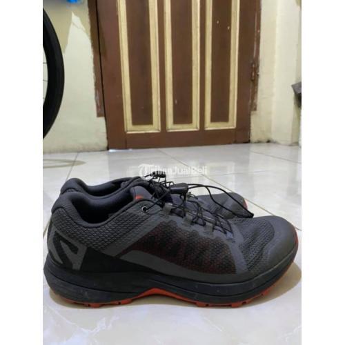 Sepatu Trail running Salomon XA Elevate Size 42 2/3 Original Second - Makassar