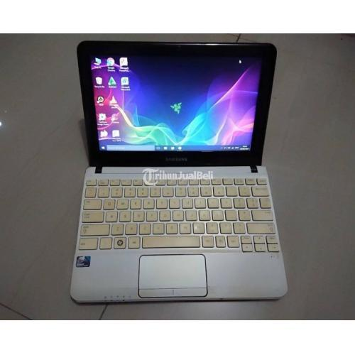 Netbook Samsung NC108 Layar 10.1 inch Ram 2GB Hardisk 320GB Bekas - Semarang