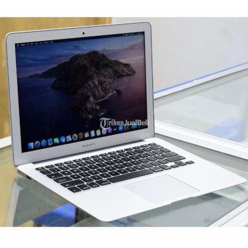 MacBook Air 2017 Core i5 (13-inch - SSD 256) RAM 8GB Speed Handal Bekas - Malang