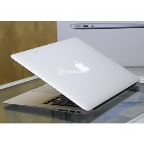 "MacBook Air 2017 Core i5 MQD32LL/A (13.3"") CC 10 Fullset/ DusBox Bekas - Malang"