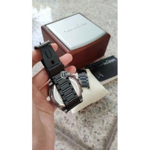 Jam Tangan Alexandre Christie 6544MC Bekas Original Fungsi Normal - Sidoarjo