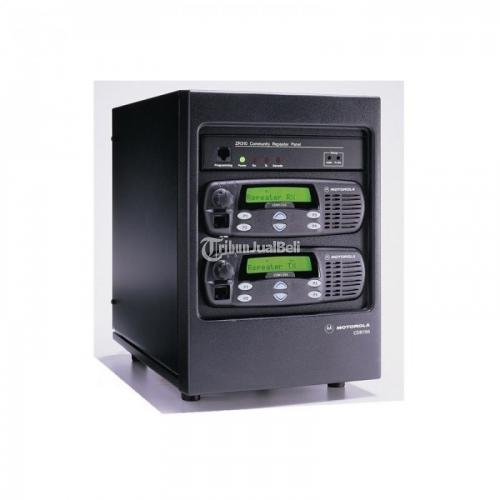 Repeater Motorola CDR 500 Handy Talky (HT) untuk Komunikasi Jarak Jauh - Tangerang