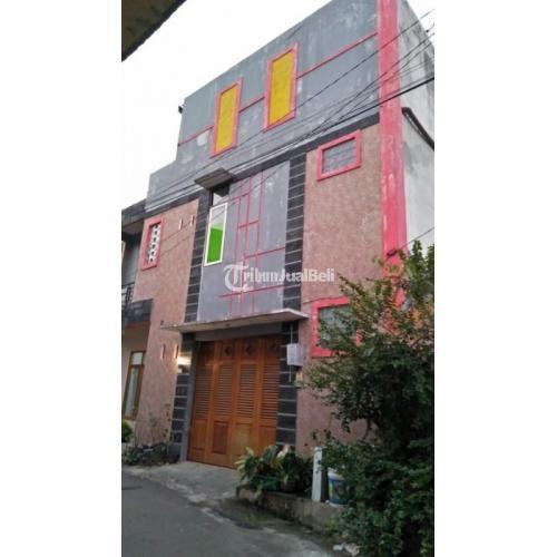 Dijual Rumah Induk dan Kost Lantai 3 Dekat Kampus -200m Utara Kolam Renang UNY - Jogja
