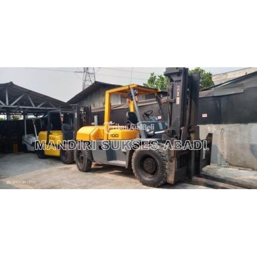Rental Forklift Sewa Forklift 24 Jam Include BBM Harga Terjangkau - Tangerang Selatan