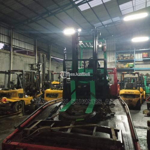 Rental Forklift Sewa Forklift Cibubur 24 Jam Include BBM Harga Terjangkau - Bogor