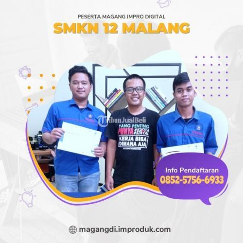 IMPro Digital Tempat Magang, Prakerin, PKL SMK - Malang