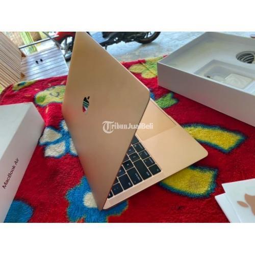 Laptop Macbook Air 13inch 2018 8/128GB Bekas Resmi iBox Siap Pakai - Karawang