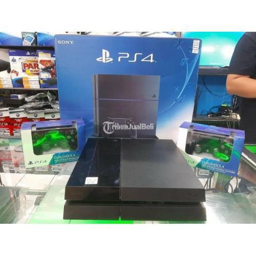 Konsol Game PS4 Fat 1TB Hen Full 25 Game Bebas Pilih Garansi Tukar Baru - Bandung