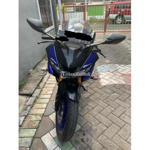 Motor Yamaha YZF-R 2018 Bekas Full Orisinil Pajak Akif Harga Nego - Surabaya