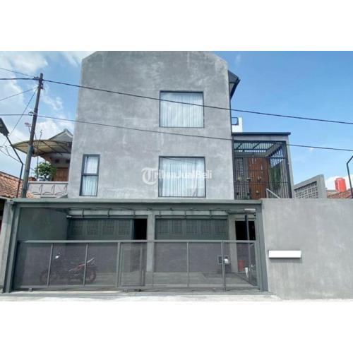 Dijual Rumah Desain Modern 5KT 4 Lantai di Komplek Bukit Asri Padasuka - Bandung