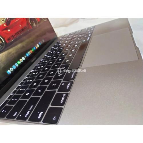 Laptop Apple Macbook Air Retina 2015 SSD 256GB RAM 8GB Second Mulus - Badung