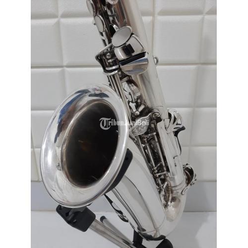 Alto Saxophone Yamaha YAS 280 Silver Beka Garansi 1 Tahun Free Ongkir - Tangerang