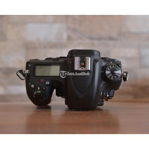 Kamera DSLR Nikon D750 Body Only Bekas Normal Fullset Original - Badung