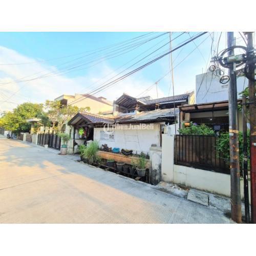 Jual Tanah 128m2 Sertifikat SHM Harga Nego Kelapa Gading - Jakarta Utara