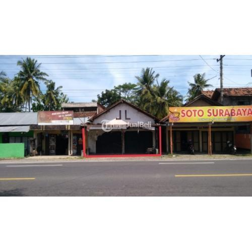 Jual Tanah Strategis menuju Bandara YIA Kulon Progo.Tepi Jl Nasional.Lt 542m2 - Kulon Progo