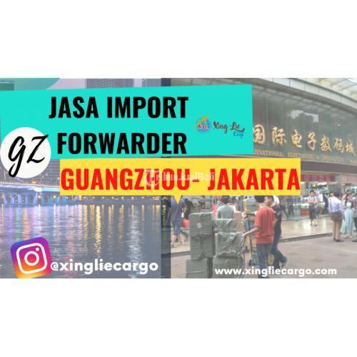 Jasa Forwarder China & Jasa Pembayaran ke 1688 Alibaba XLC - Jakarta Utara
