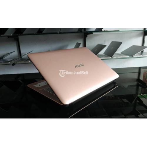 Laptop Asus X441 i3 Ram 4GB/1TB Bergaransi Bekas Normal Siap Pakai - Semarang