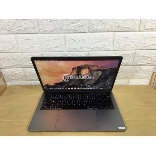Laptop Macbook Pro 2019 Lengkap Dos Bekas Mulus SSD 128GB Ram 8GB - Makassar