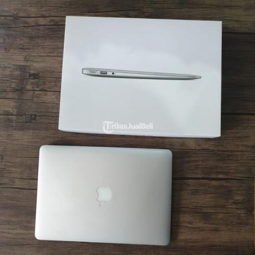 Laptop Appke Macbook Air 2017 MQD32 Bekas Mulus Fullset Normal - Jogja