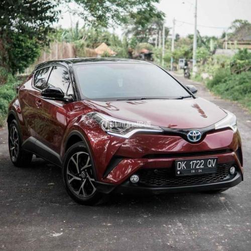 Mobil Toyota CHR Hybrid TT 1.8 AT 2019 Mesin Irit BBM Bekas Harga Nego - Denpasar