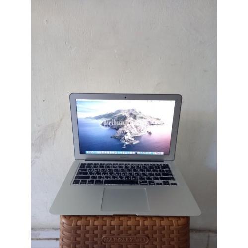 Laptop MackBook Air 2015 Processor Core i5 Ram 8GB Bekas Normal - Denpasar