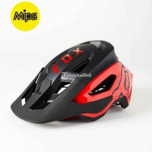 Helm Bersepeda Fox Speedframe Pro Mips Size M New Mulus - Malang
