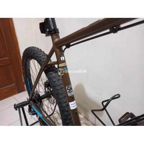 Sepeda MTB Polygon Premier 4 2021 Bekas Like New Terawat Harga Nego - Jogja
