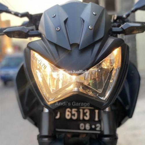 Motor Kawasaki Z250 2013 Bekas Mulus Terawat Surat Lengkap Siap Pakai - Solo