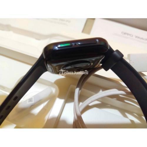 OPPO Watch 41mm Water Resistant Bekas Like New Garansi Panjang - Solo