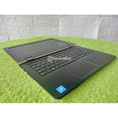 Laptop Lenovo 80KU Gen 4 Celeron Level i3 Silm Ram 2GB Bekas Normal - Bekasi