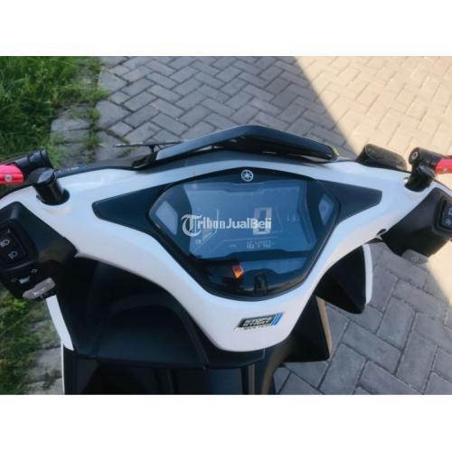 Motor Yamaha Aerox 155cc Tipe S Keyless 2018 Bekas Surat Lengkap - Surabaya