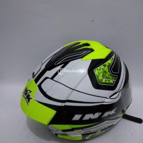 Helm INK Clmax Size L Kondisi Bekas Mulus No Minus Bisa TT Harga Nego - Surabaya