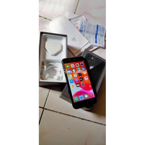 HP iPhone 8 256GB Fullset Bekas iCloud Aman Fungsi Normal Mulus - Makassar