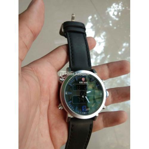 Jam Tangan Kademan Full Original Diameter 4.5mm Bekas Normal - Gresik