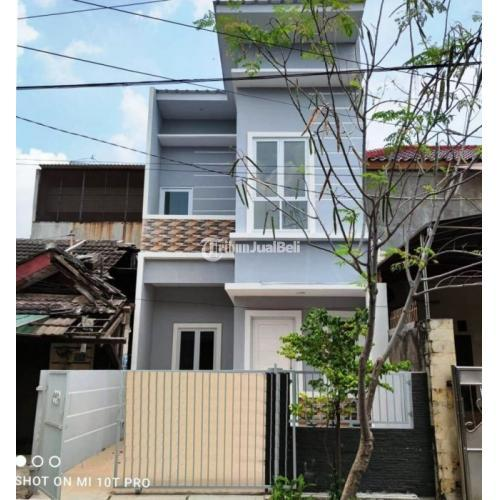Dijual Rumah Baru 2 Lantai Siap Huni Perumahan Harapan Indah - Bekasi