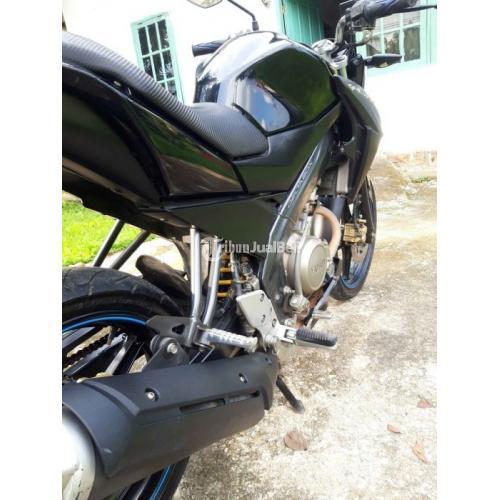 Motor Yamaha Vixion Advance 2015 Surat Lengkap Mesin Normal Bekas - Solok