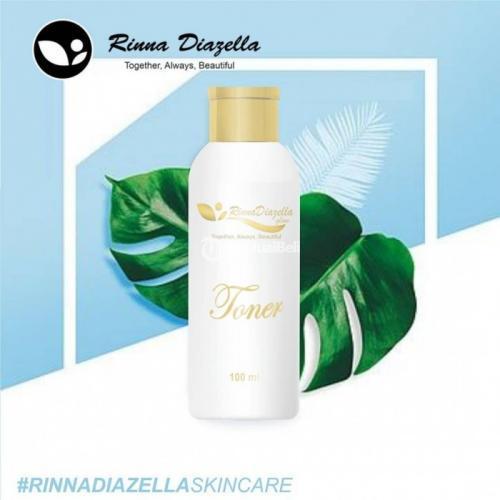 Toner Rinna Diazella Skincare Perawatan Wajah - Jakarta Timur