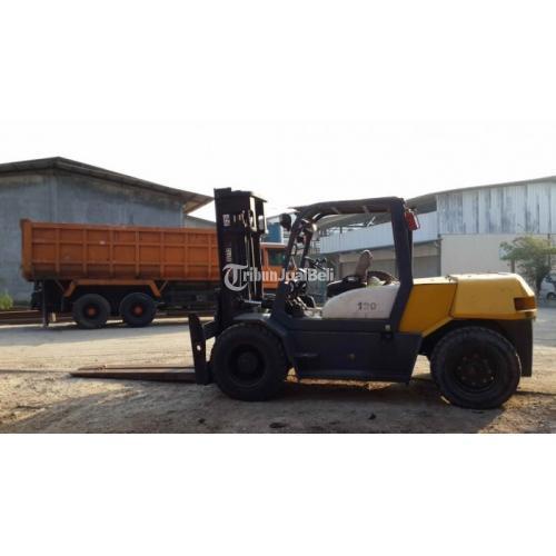 Sewa Forklift Klapanunggal Harian / Bulanan - Cileungsi
