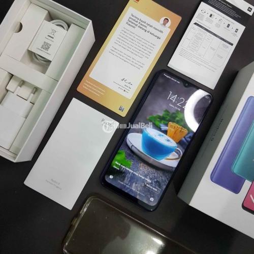 HP Xiaomi Redmi 9 4/64GB Bekas Like New Normal Garansi Hidup - Pontianak