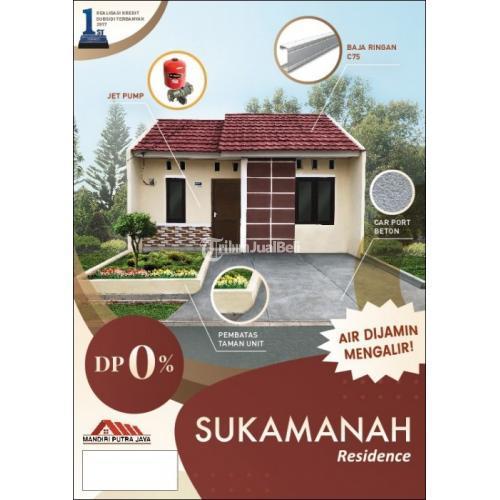 Dijual Perumahan Subsidi Sukamanah Residence Sukamanah, Sukatani - Bekasi