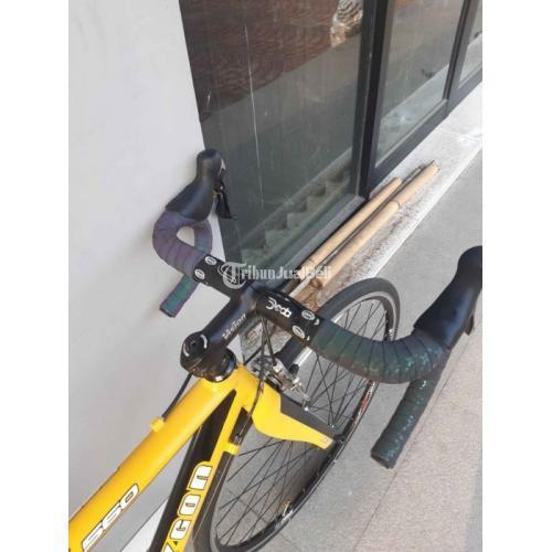 Sepeda Roadbike Polygon Helios 560 Size 50 Bekas Like New Normal - Sukoharjo